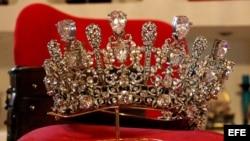 Corona que se entrega a Miss Venezuela
