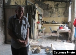 Jaime Ganz Grin, judío que reside en Palma Soriano, Santiago de Cuba. Foto: Frank Correa, cortesía