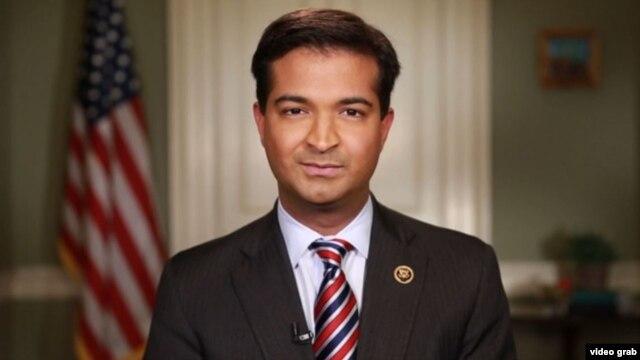 El congresista cubanoamericano Carlos Curbelo.