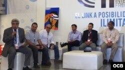 Un panel de CIF mostró mayor diversidad de medios independientes en Cuba, con un grado de dificultad más elevado para el periodismo crítico.
