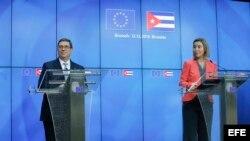 Reunión sobre el acuerdo de diálogo y cooperación UE-Cuba