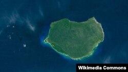 Isla de Mona, en Puerto Rico. (Wikimedia Commons)