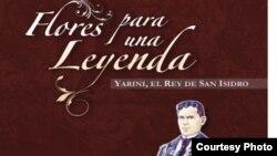 """Portada de la novela """"Flores para una leyenda"""", de Miguel Sabater"""