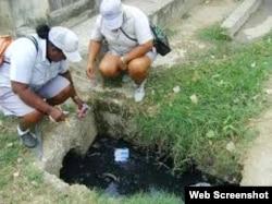 Contaminación Cumanayagua