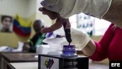 Elecciones en Venezuela.