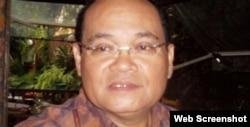 Teiseran Foun Corneli, embajador de Indonesia en Cuba