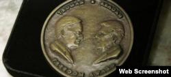 Medalla Truman -Reagan