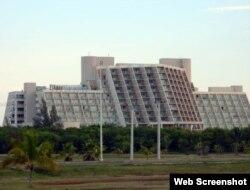 Algunos hoteles pasan la mayor parte del año vacíos. (Foto del autor)