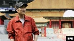 El director de cine chino, Zhang Yimou