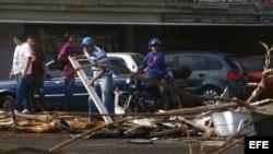 Protestas en Maracaibo, Venezuela