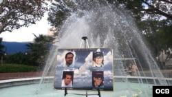 Hermanos al Rescate recuerdan a sus pilotos muertos.