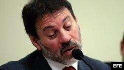 El ex-tesorero del Partido de los Trabajadores (PT), Delúbio Soares.