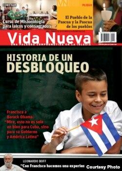 """Revista """"Vida Nueva""""."""
