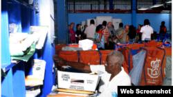 Correos de Cuba saturado con envíos de EEUU.