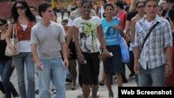 El Movimiento Cubano de Jóvenes por la Democracia