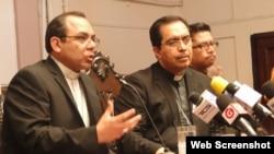 Obispos participantes en la XXXVI Conferencia del Celam