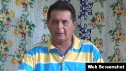 El periodista independiente cubano, Guillermo del Sol.