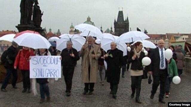 Marcha en respaldo a Damas de Blanco y presos políticos en Cuba