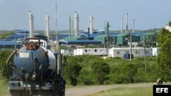Cuba petróleo Habana