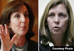 La situación de Alan Gross fue abordada por Roberta Jacobson (i) y Josefina Vidal