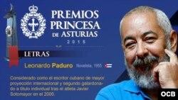 Padura, Princesa de Asturias