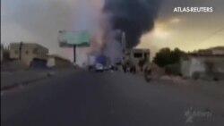 Ataques aéreos sobre la capital de Yemen
