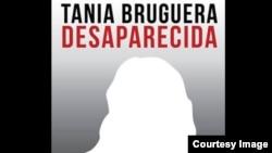 Tania Bruguera desaparecida.