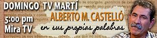 promo banner - 308 x 75 - Alberto Méndez Castelló en sus propias palabras