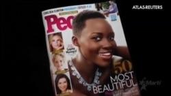 Lupita Nyong'o, la mujer más guapa del 2014 según la revista People
