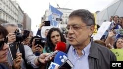 Sergio Ramírez exige junto al colectivo nicaragüense el fin de la represión