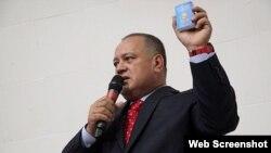 """Diosdado Cabello anunció la aprobación por """"mayoría constitucional"""" de los nombramientos de los magistrados."""