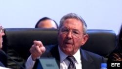 Raúl Castro. Archivo.