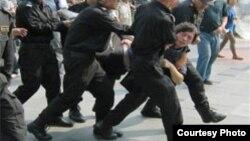 Arrestos en China