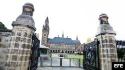 Sede de la Corte Permanente de Arbitraje (PCA) en el Palacio de la Paz en La Haya (Holanda).