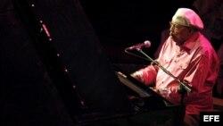 El pianista Chucho Valdés es uno de los partícipes este año en Voces de Cuba como parte del festival del Carnegie Hall.