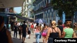 Senadoras estadounidenses visitan Cuba en busca de negocios