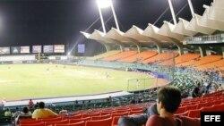 Estadio puertorriqueño. Archivo.