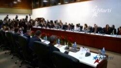 EEUU y Cuba inician tercera ronda de conversaciones
