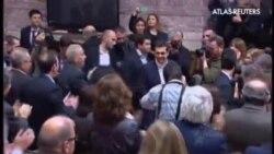 Tsipras presenta en el parlamento griego su plan de choque