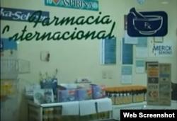 Farmacia Internacional Vende de medicamentos por CUC