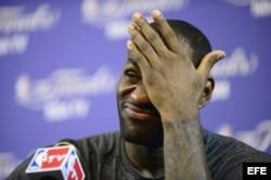 LeBron James.