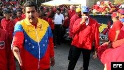 """ABC se hace eco de la opinión de que Nicolás Maduro es """"un alumno aventajado"""" de los hermanos Castro."""