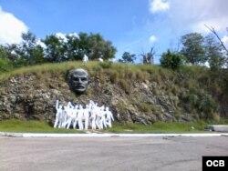 Colina Lenin, en La Habana.