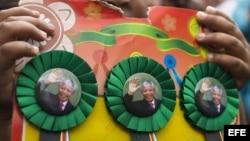 Nelson Mandela muerte.