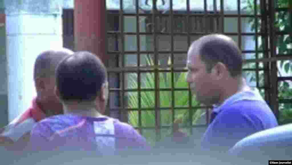 Reporta Cuba vigilando casa de rpeortero Serafin Moran