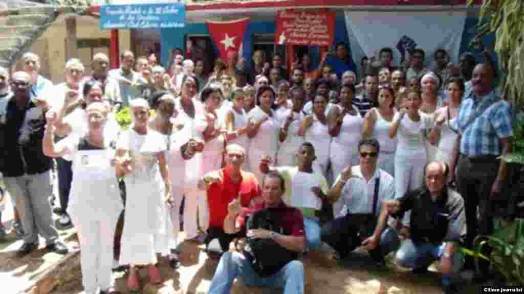 Foro Sociedad CIvil La Habana Foto José Díaz Silva