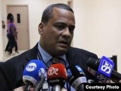 El fiscal Roberto Moreno pidió que se condene a los oficiales del Chong Chon Gang