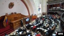 Parlamento venezolano. Archivo