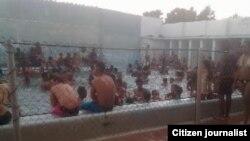 Reporta Cuba /piscina pública /Camaguey /foto /Juan C Acosta