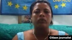 Preocupa salud de opositora encarcelada en la Prisión para enfermos de VIH